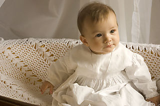Christening-gown