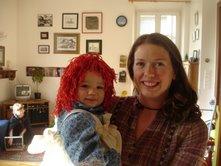 Raggedy-wig