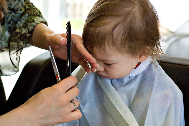 J hair cut