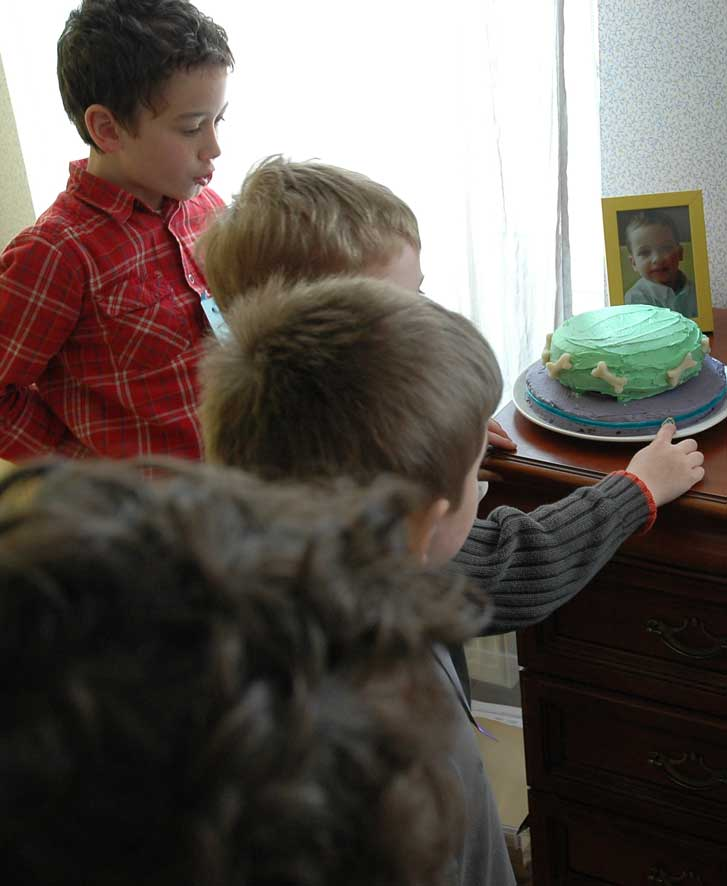 Found-cake