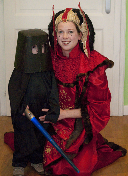 Darth couple