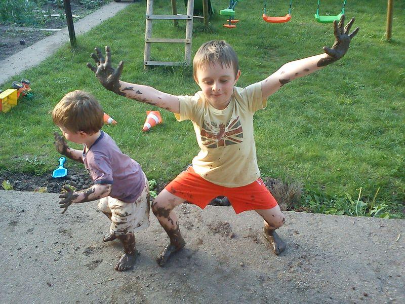 Mud brothers4
