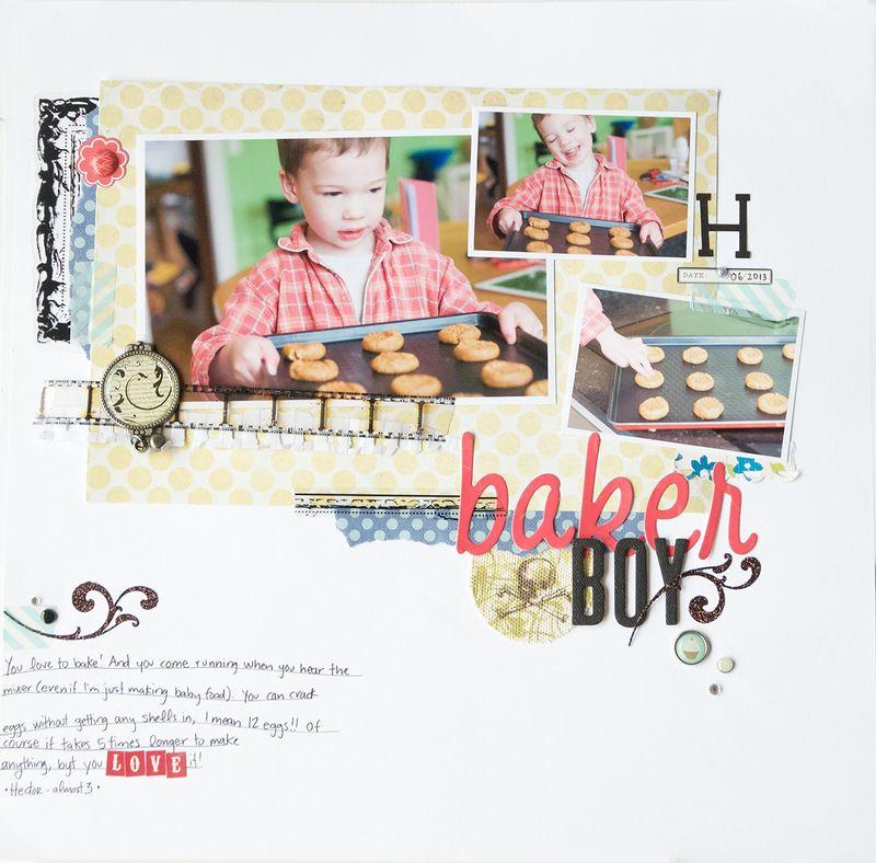 Baker-boy