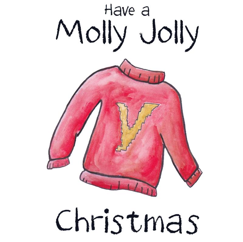 Molly-card