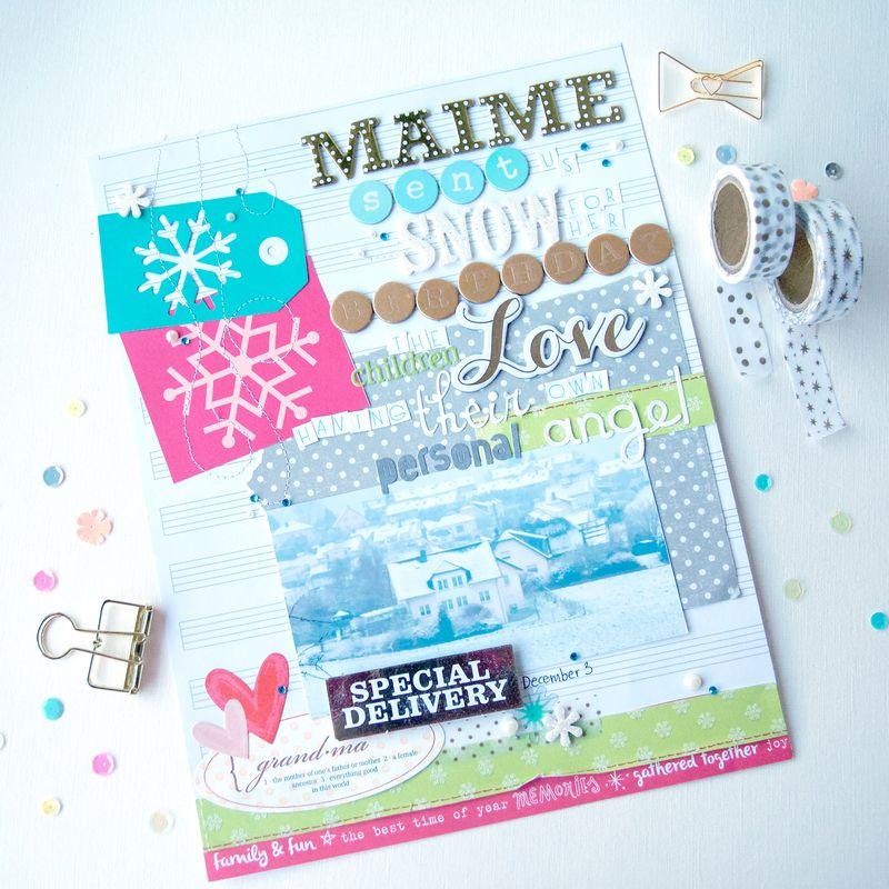 Maime-snow
